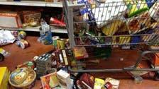 Ramadan sales spark chaos at Saudi supermarket