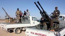 Iraqi helicopters strike militant-held Tikrit