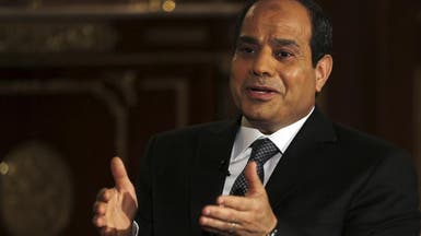 """""""السيسي"""" للمصريين: قريباً تنتهي أزمة الدولار"""
