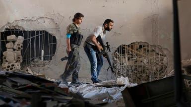 """الجيش الحر يطرد """"داعش"""" من البوكمال السورية"""