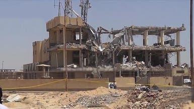 تفجير يهز مركزاً للاتصالات في 6 أكتوبر بالقاهرة