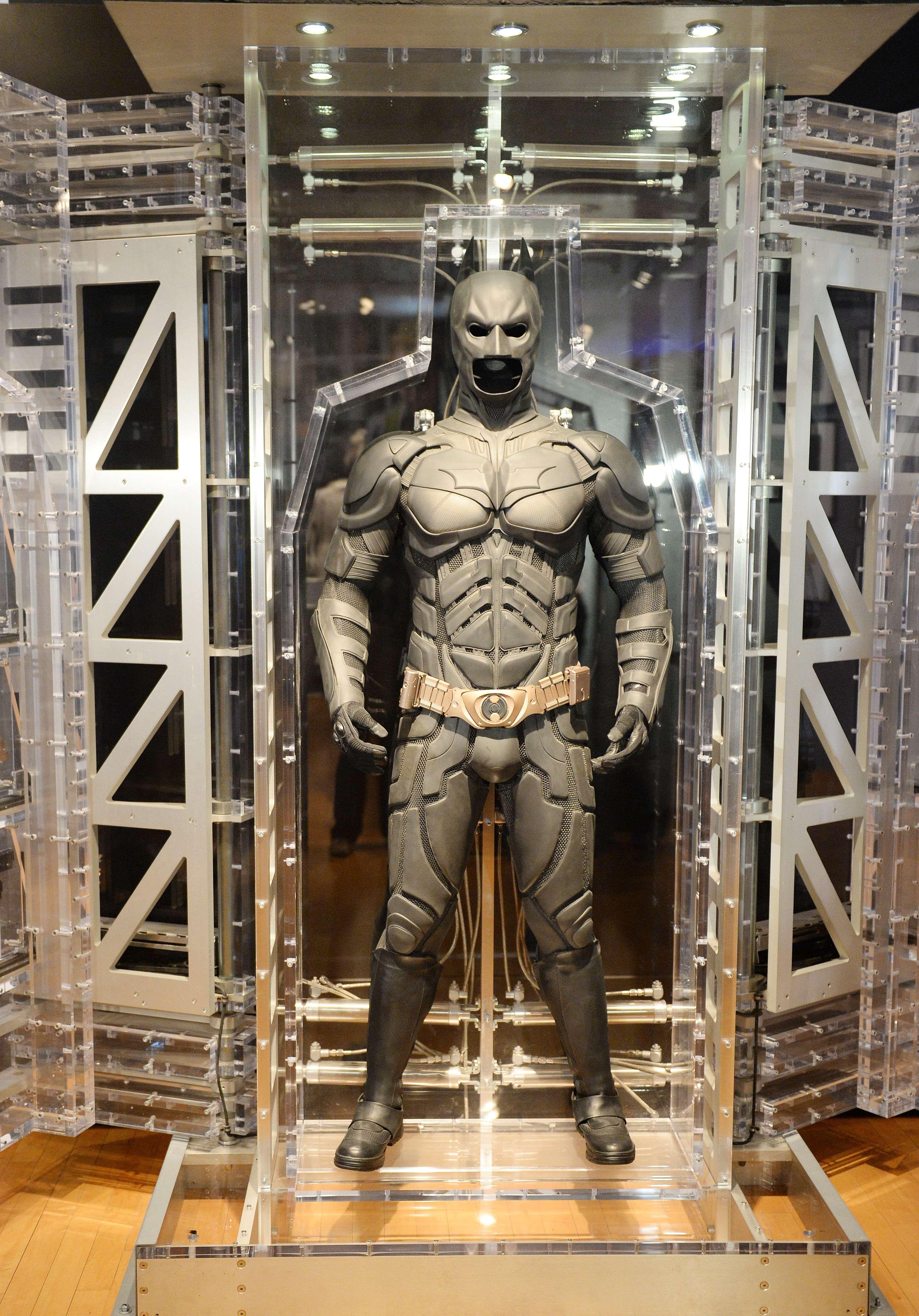 Batman exhibit AFP