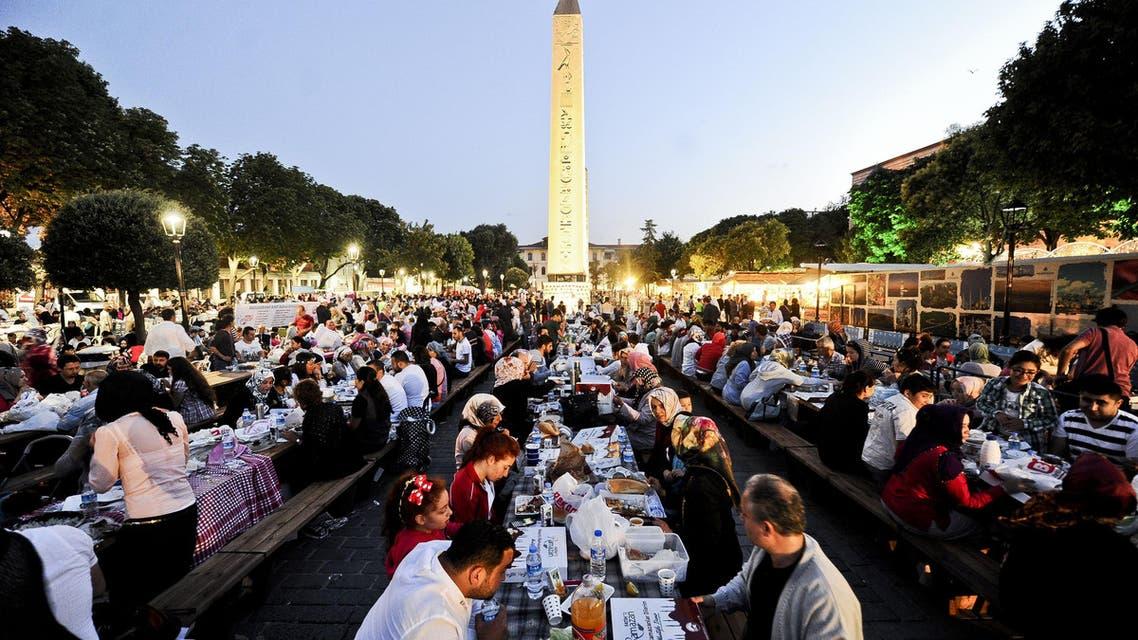 Turkey breaks first Ramadan fast