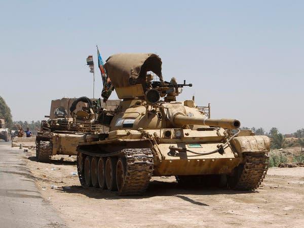 """العراق.. كمين """"داعشي"""" لوقف تقدم الجيش في بيجي"""