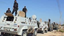 مصر.. قوات الأمن تصد هجوما على كمين أمني برفح
