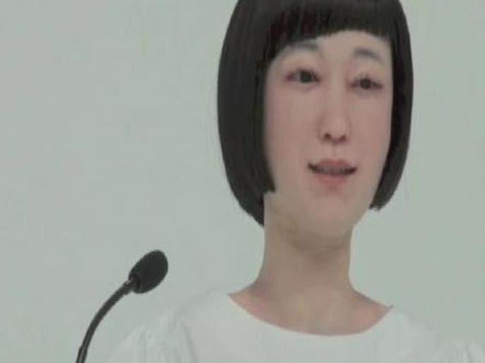 ویدیوی روباتهای ژاپنی که بسیار شبیه انسان هستند