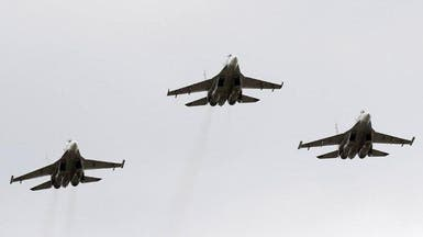 مقاتلة روسية تناور بخطورة قرب طائرة أميركية فوق البلطيق