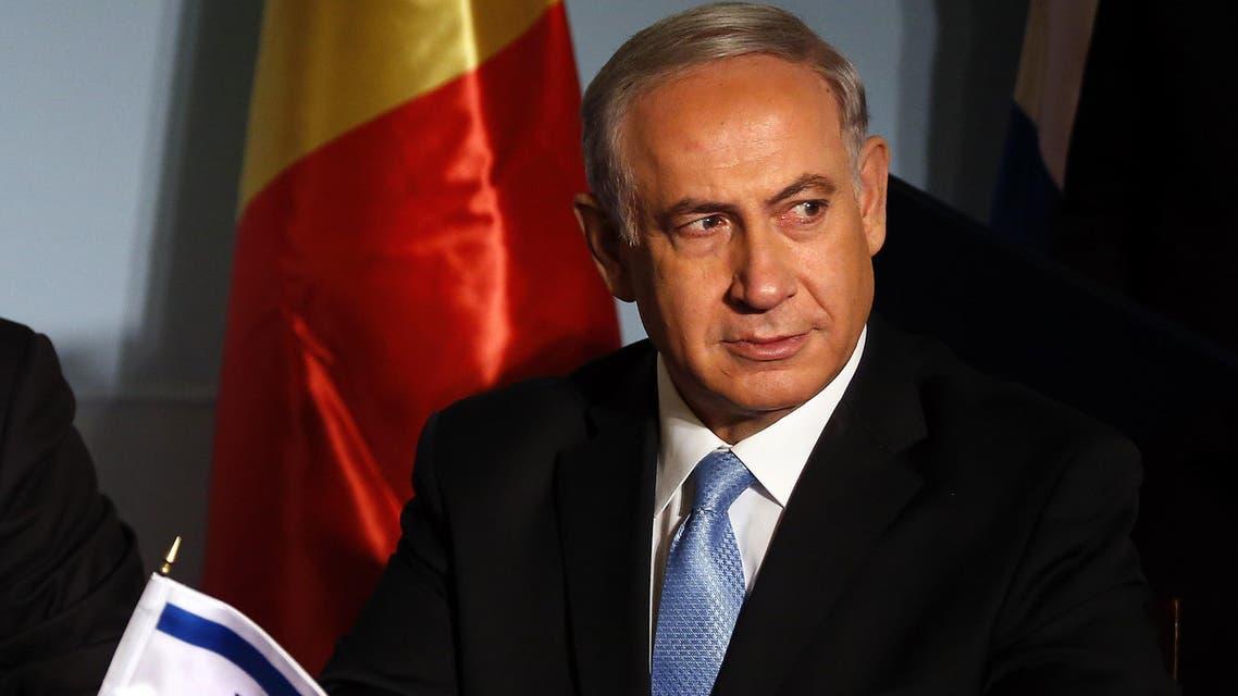 Israeli Prime Minister Benjamin Netanyahu AFP