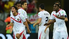 Costa Rica reach quarter-finals with shootout victory