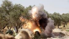 HRW says Syria government air strikes defy U.N. resolution