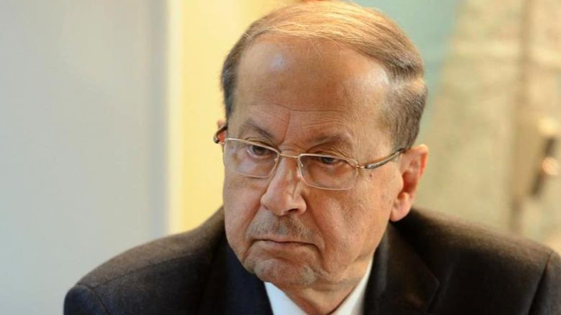 عون يقترح تعديل الدستور لينتخب اللبنانيون رئيسهم