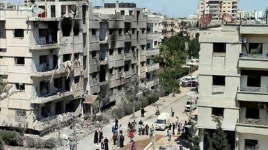 #سوريا.. النصرة تغادر حي الوعر بموجب اتفاق مع النظام