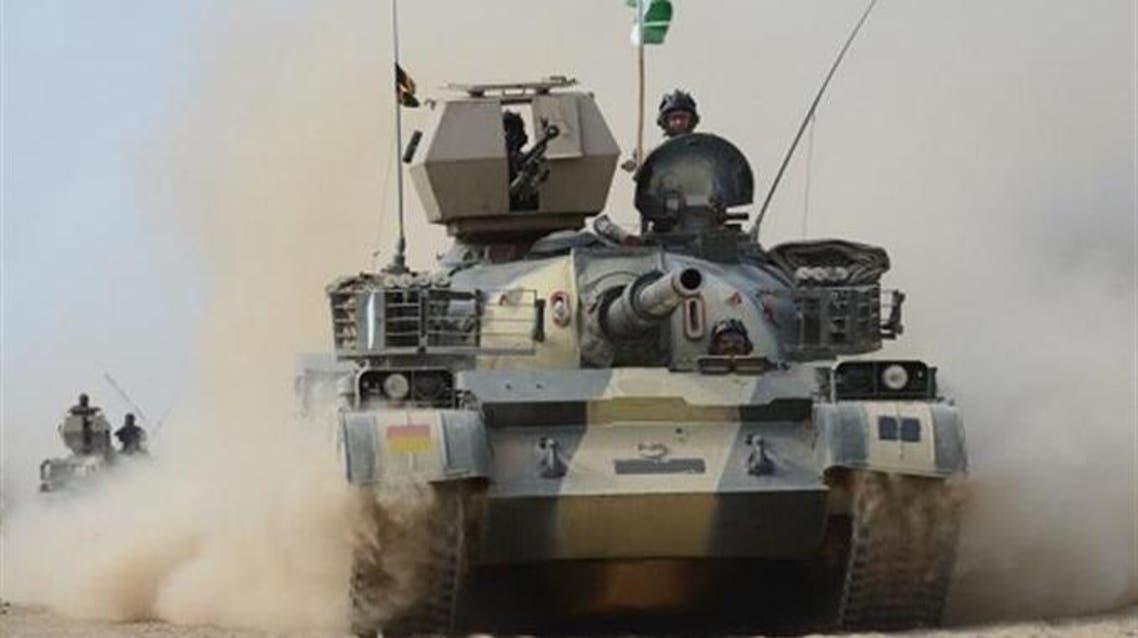 الجيش الباكستاني يشن هجوما على طالبان والقاعدة