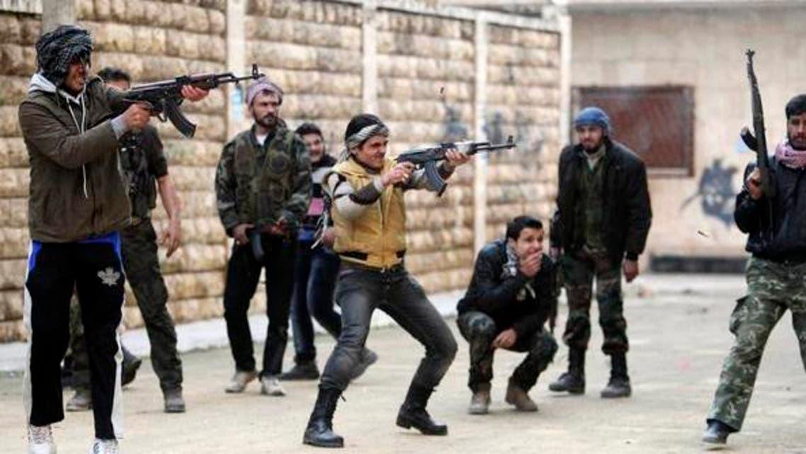 مقاتلون أجانب في سوريا