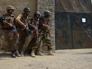 مقتل 7 جنود بكمائن لطالبان شمال غرب باكستان