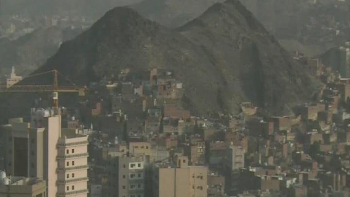 THUMBNAIL_ من الحرمين الشريفين: جبال مكة