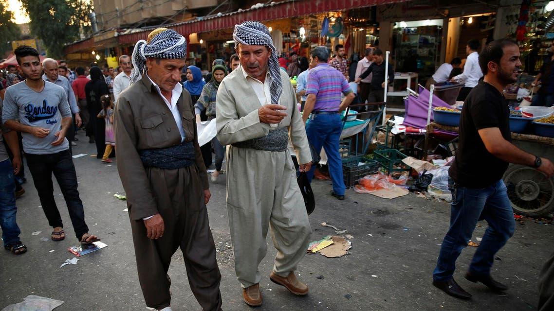 كردستان أكراد العراق أربيل