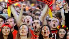 Extra-time goals send Belgium through