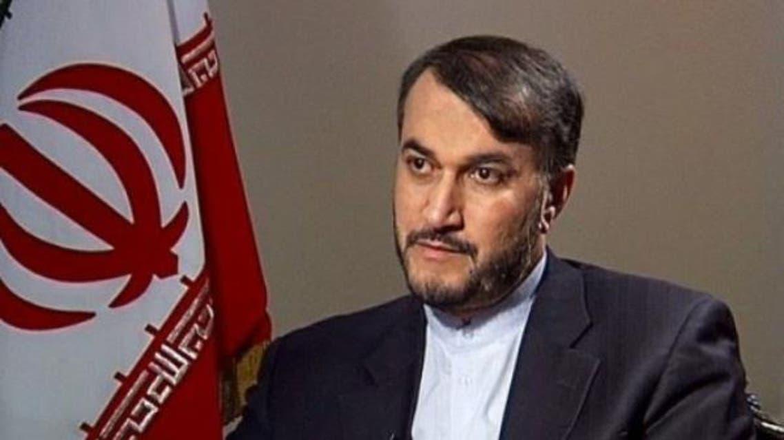 حسين أمير عبداللهيان، نائب وزير الخارجية الإيراني