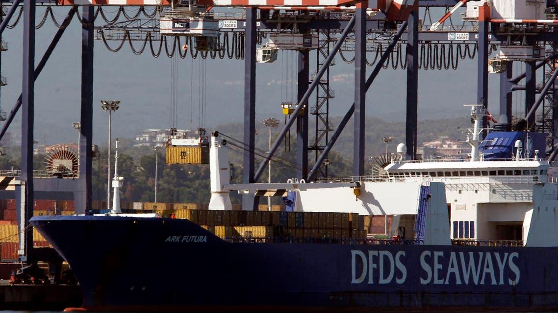 نقل كيمياوي سوريا لسفينة كيب راي حدث