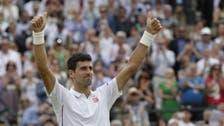 Djokovic stumbles on his way to Wimbledon semi-finals