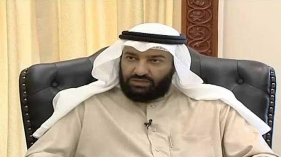 الدكتور علي العمير وزير النفط الكويتي