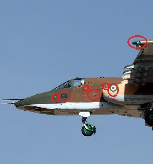 طائرات مقاتلات سوخوي إيرانية إيران عراقية عراق روسية روسيا