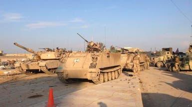 العراق: قوات المالكي تقصف قرى في تكريت