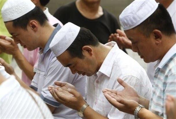 الصين تمنع المسلمين