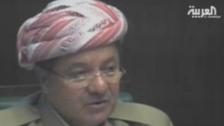 1800GMT: Kurdish president calls for vote on independence