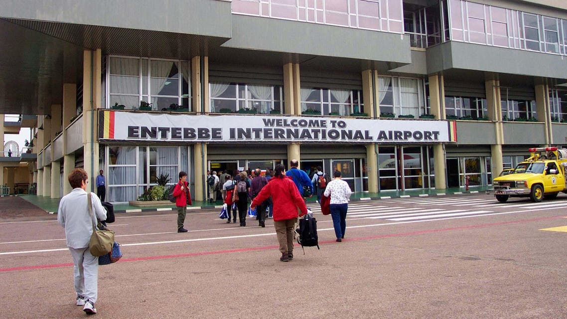 Entebbe International Airport is the main gateway to Kampala and the rest of Uganda.