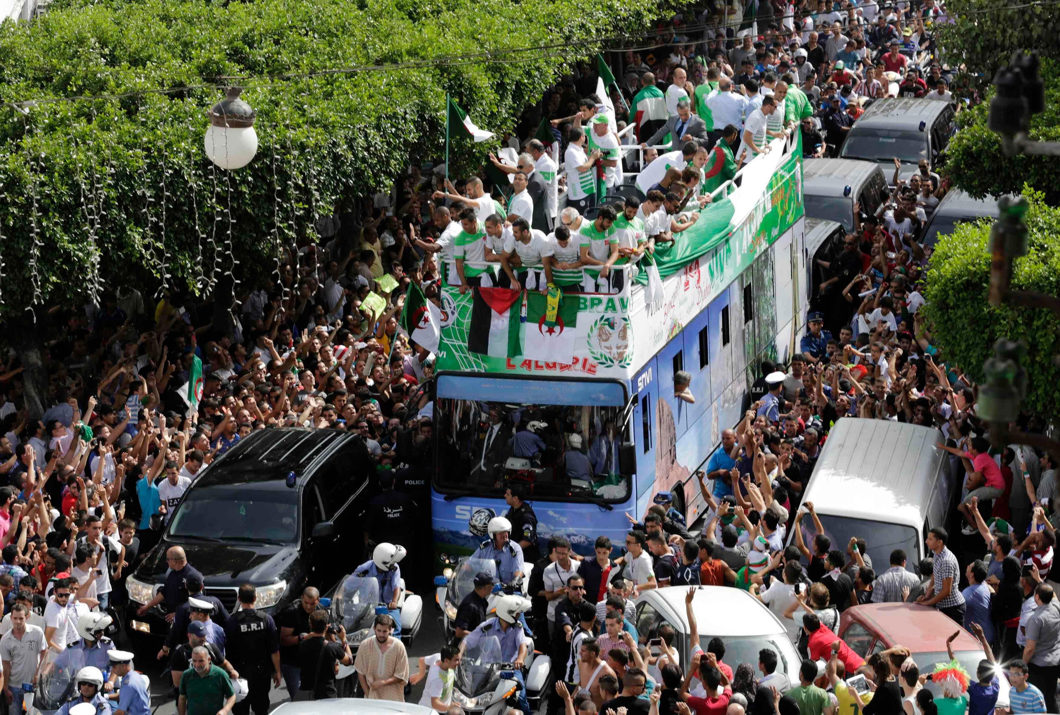 algeria reuters