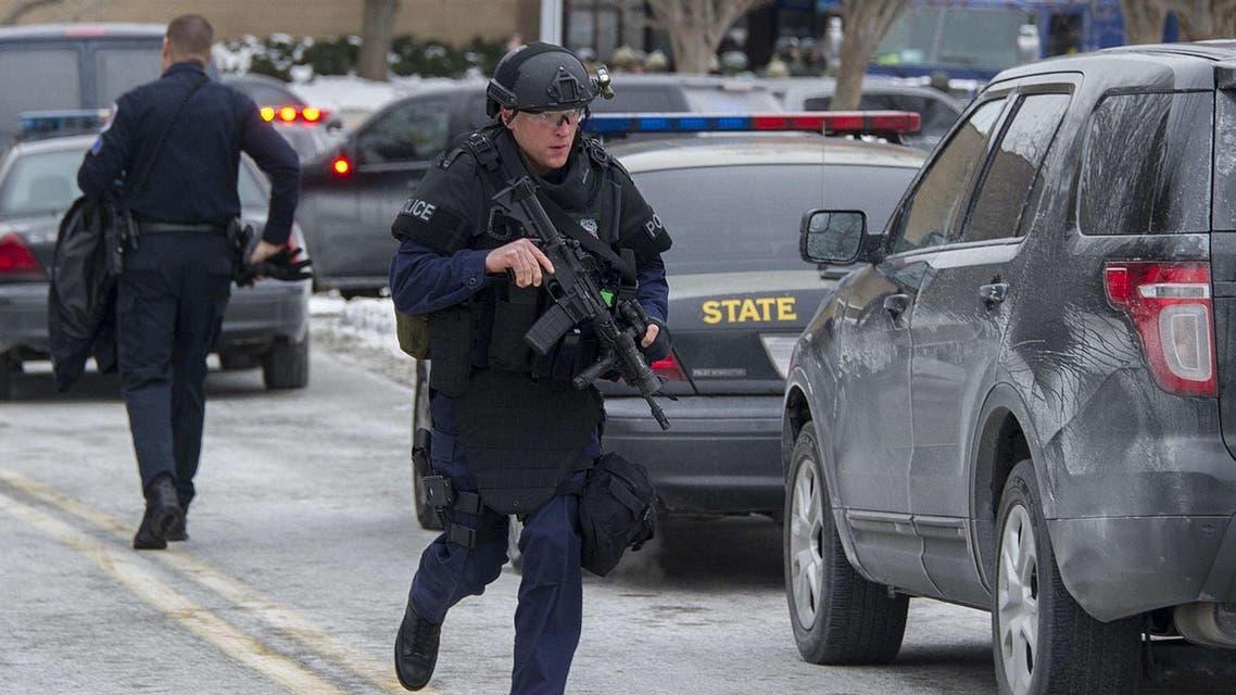 denver police AFP