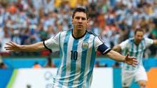 In '86 it was Maradona, now Messi faces Belgium