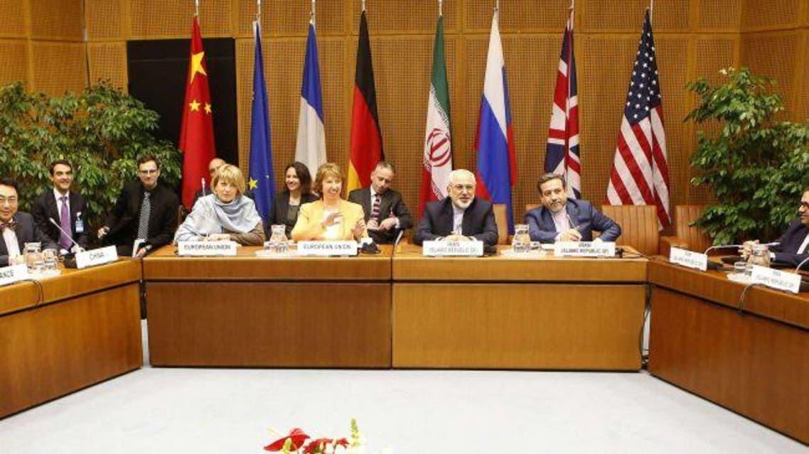 المفاوضات الجارية بين إيران و الدول 5+1
