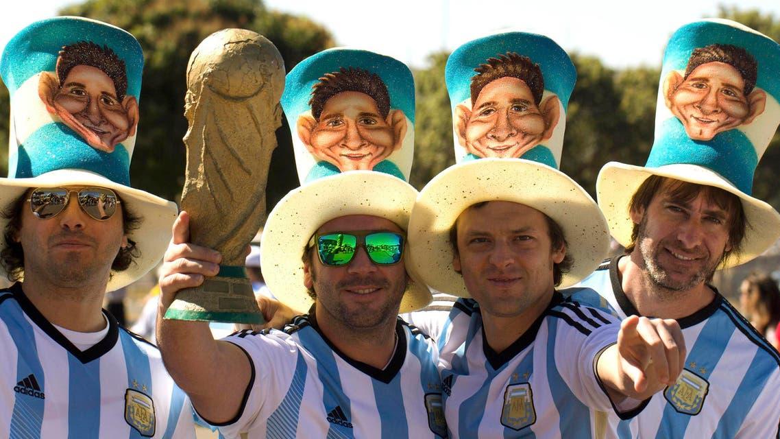 الأرجنتين تحلم بالكأس !