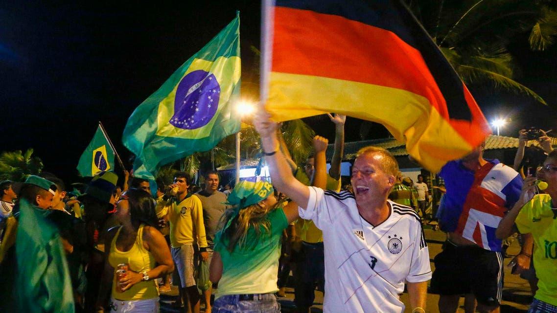 مواجهة نارية بين البرازيل وألمانيا
