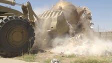 داعش نے عراق میں مزارات، امام بارگاہیں تباہ کر دیں