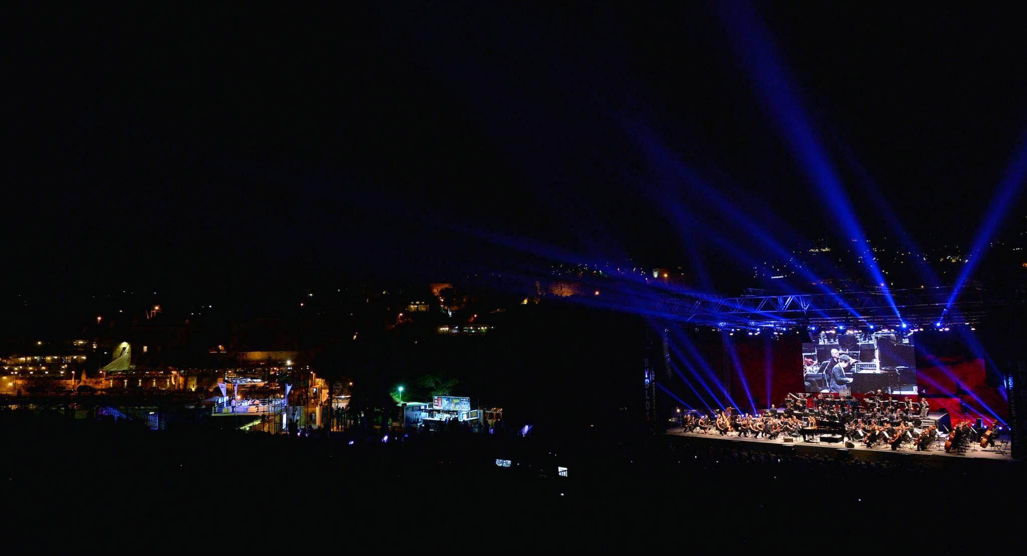 Lebanon's Byblos International Festival