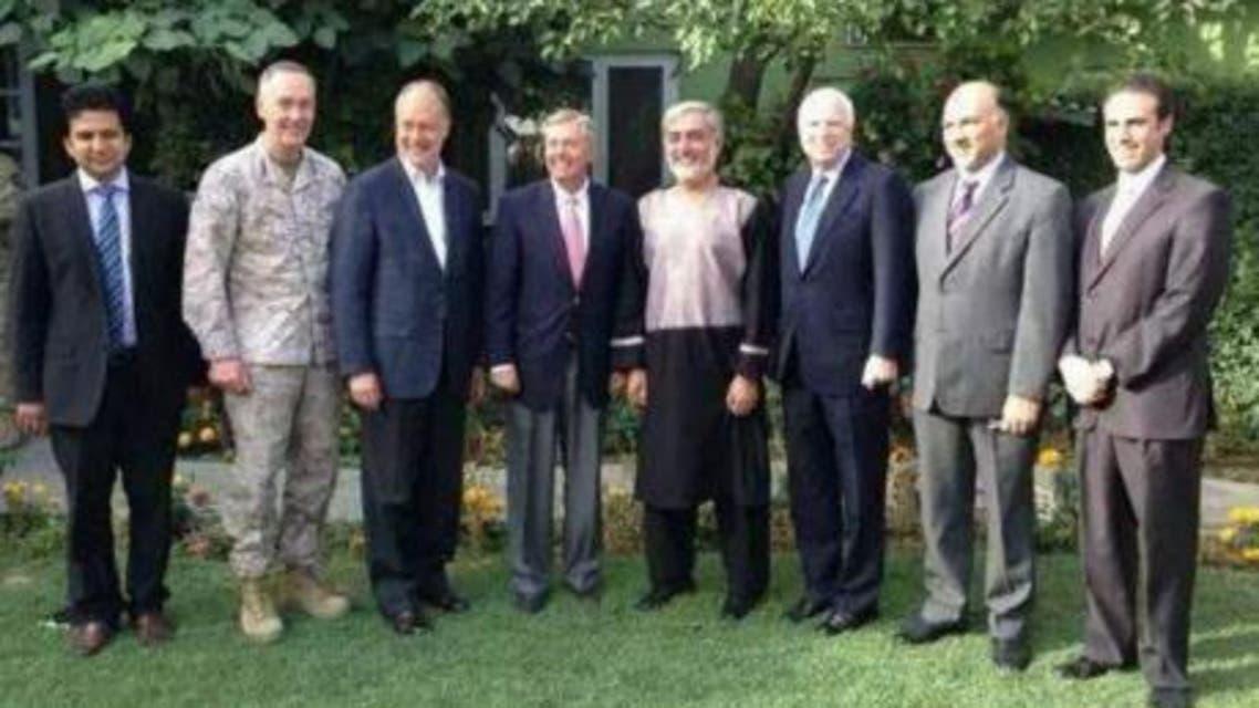 هیئت آمریکایی در کابل
