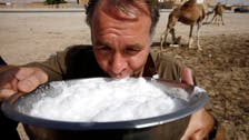 U.S. firm sells camel milk as healthy but pricey drink