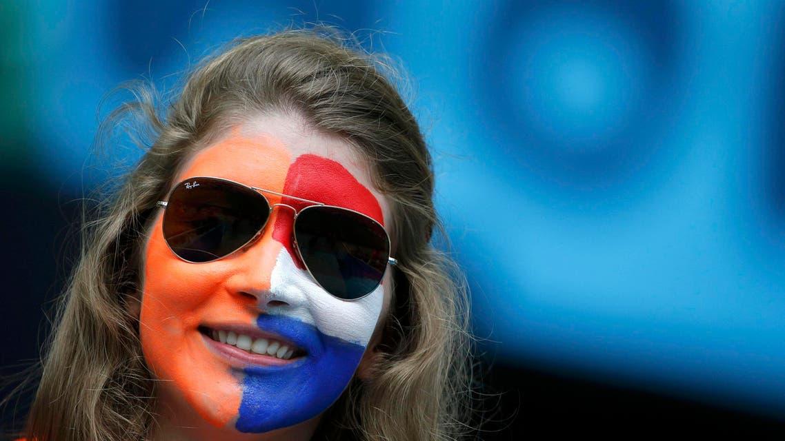 آن للشمس أن تشرق للهولنديين