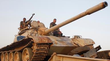 """قوات البيشمركة تتأهب لمواجهة تهديد """"داعش"""""""