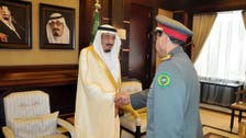 سعودی ولی عہد سے فوجی سربراہوں کی ملاقات