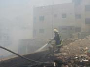 وفاة طفلين بعد انهيار سقف منزلهم