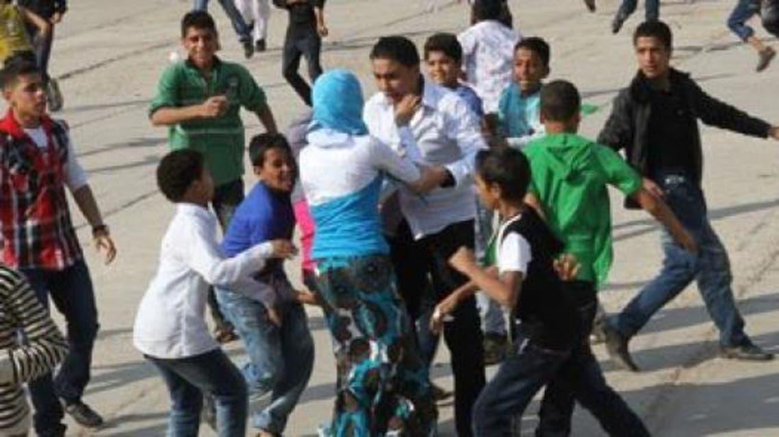 تحرش ميدان التحرير