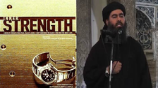 Was it a Rolex? Caliph's watch sparks guesses