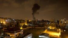 مقتل 9 فلسطينيين في غارات إسرائيلية على قطاع غزة