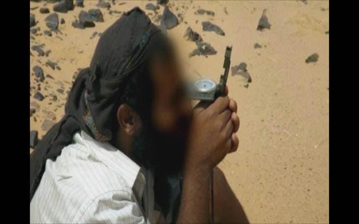 صور اطلاق صاروخ غراد القاعدة اليمنية على السعودية 5