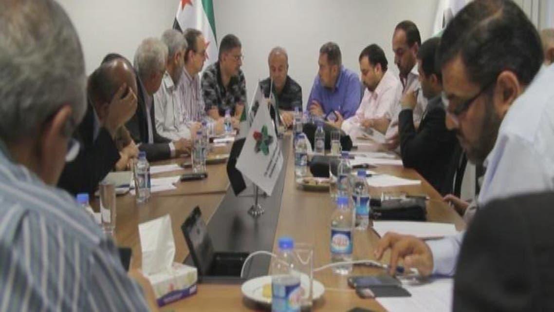 THUMBNAIL_ الائتلاف السوري المعارض يجتمع لانتخاب